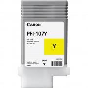 Cartus cerneala Canon PFI-107 Yellow 130ml