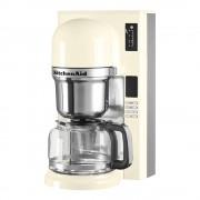 KitchenAid Midline Kaffebryggare 1,25 L Creme