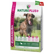 Eukanuba NaturePlus Adult large lamb 10kg