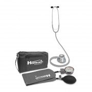 Kit Baumanometro Y Estetoscopio Doble Homecare (varios Colores)