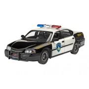 Model Kit - Chevy Impala Police Car - 1:25 Scale