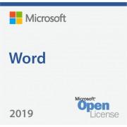 Microsoft Word 2019 Versión completa multilingüe Mac OS