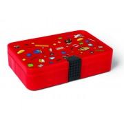 40840001 Cutie de sortare LEGO Iconic roşu