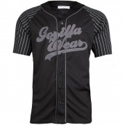 Gorilla Wear 82 Jersey - Zwart - XL