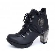 magassarkú cipő női - NEW ROCK - M.TR010-S1