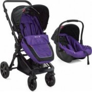 Carucior copii transformabil MyKids BabyGo Purple