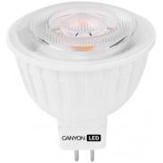 Bec cu LED Canyon MRGU5.3/7W12VW38, GU5.3, 7.5W, 540lm, 2700K