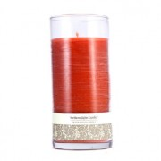 Fragranced Candle - Spiced Apple 7.5 inch Парфțмирана Свещ - Spiced Apple