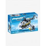 Playmobil 9363 Helicóptero das forças especiais, da Playmobil preto medio liso com motivo