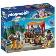 Строител ПЛЕЙМОБИЛ - Kралска трибуна с Aлекс, 6695 Playmobil, 291241