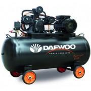 Компресор бутален 4HP/3 kW/250 l/ ремъчен, DAAC250V, DAEWOO