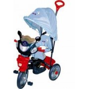 Tricicleta copii Dhs cu roti de metal Jolly Ride 1