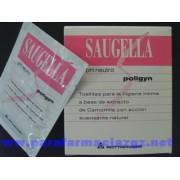 SAUGELLA POLIGYN TOALLITAS 377077 SAUGELLA POLIGYN TOALLITAS LIMPIADORAS - (10 TOALLITAS )