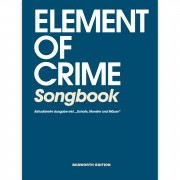 Bosworth Music Element Of Crime: Songbook