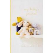 My Baby's Journal (Yellow), Hardcover