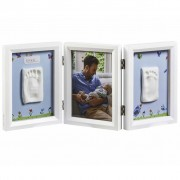Baby Art My Baby Touch Double Print Frame Carolyn Style 3601092500
