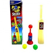 TOYZTREND POP UP & STRIKE CRICKET SET