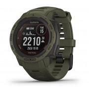 Garmin Montre GPS multisports GarminI Instinct Solar Tactical - Vert