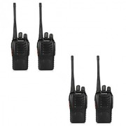 GT Tech BAOFENG BF-888S WALKIE-TALKIE 4 Pcs