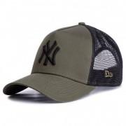 New Era New York League Essential Trucker Taille unique