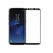 Mica Curva De Cristal Templado Para Samsung Galaxy S8 Plus Dureza 9H 0.3mm 2.5D- Multicolor