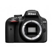 Nikon D3400 - Solo Corpo - Nero - Manuale ITA - 2 Anni Di Garanzia In Italia - Pronta Consegna