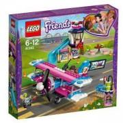 Конструктор Лего Френдс - Полет над Хартлейк, LEGO Friends, 41343