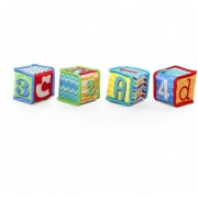 Cubos Suaves Grab & Stack Blocks™ Bright Starts