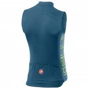 Castelli - Entrata V Sleeveless - Gilet vélo taille S, bleu