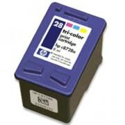 HP : Cartuccia Ink-Jet Compatibile ( Rif. HP 28 CMY ( C8728AE ) ) - 3 Colori - ( 240 Copie )