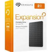 "Hard Disk Extern Seagate, STEA2000400, 2TB, Expansion, 2.5"" USB3.0, Negru"