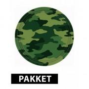 Shoppartners Camouflage kinderfeestje pakket