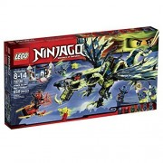 Import LEGO Ninjago 70736 Attack of the Morro Dragon Building Kit [Parallel import goods]