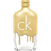 Calvin Perfumes unisex ck one gold Eau de Toilette Spray 200 ml