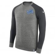 Nike AW77 (NFL Lions) Herren-Rundhalsshirt - Grau