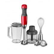 KitchenAid Stabmixer 5 Geschwindigkeitsstufen Rot Metall
