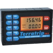 TERRATRIP 303 PLUS v3 - RALLY TRIP COMPUTER
