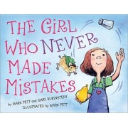 The Girl Who Never Made Mistakes, Hardcover