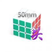 Dayan 50mm ZhanChi 3x3 Speed Cube White Small 5cm