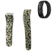 i-smile Replacement Bands for SmartBand Talk SWR30 (No tracker Replacement Bands Only) (Urban Camouflage)