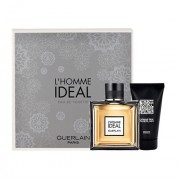 Guerlain L´Homme Ideal 50Ml Edt 50Ml + 75Ml Shower Gel Per Uomo (Eau De Toilette)