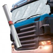 Alu Scheibenschutz für Nutzfahrzeuge und Vans