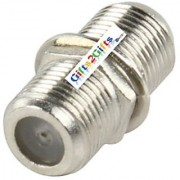 10 F Plug Couplers Barrels Joiners SKY Cable