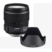 Canon Ef-S 15-85mm F/3.5-5.6 Is Usm + Paraluce Compatibile - 4 Anni Di Garanzia In Italia