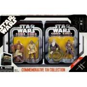 Star Wars 30th Anniversary Saga 2007 Exclusive Collectible Tin Episode II [Mace Windu, Sora Bulg, Oppo Rancisis...