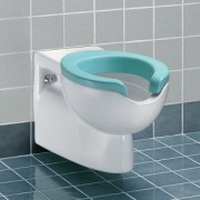WC Dolomite cu scurgere orizontala pentru persoane cu nevoi speciale model ATLANTIS