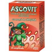 Ascovit Capsuni 20 cpr.