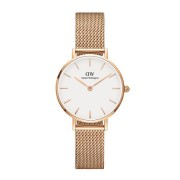 Daniel Wellington Melrose Rose Gold Watch DW00100219