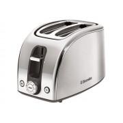 Electrolux EAT 7100 - Grille-pain - 2 tranche - 2 Emplacements - blanc pur