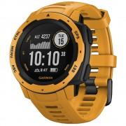 Smartwatch Instinct Sunburst Galben GARMIN